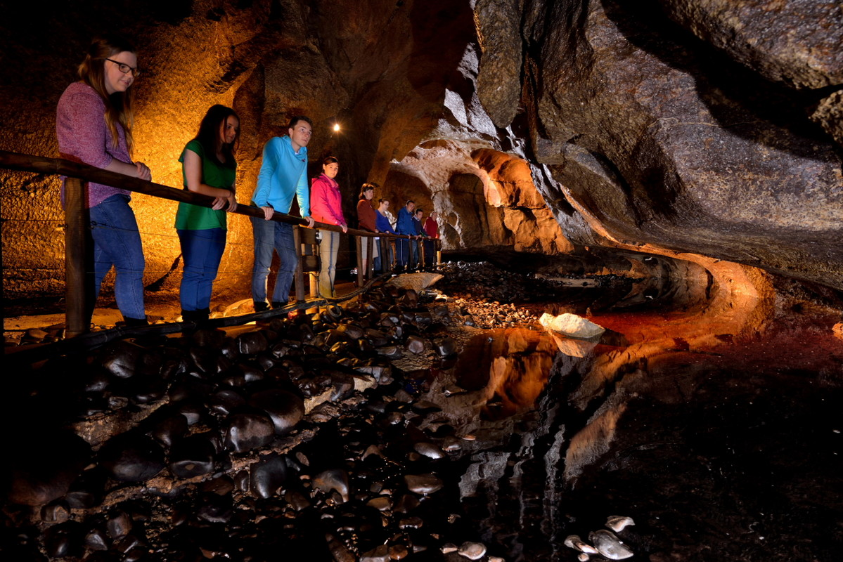 Marble Arch Caves, Fermanagh